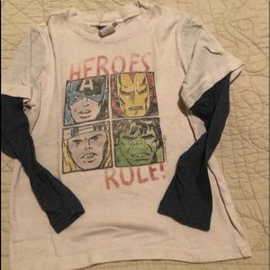 Boys Gap , Junk Food Super Hero , 5T